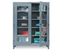 CLEAR VIEW STORAGE CABINETS